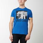 Endrigo T-Shirt // Cornflower Blue (S)