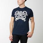 Bartolotta T-Shirt // Navy Blue (L)