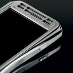 Monaco iPhone Case // Silver