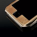 Monaco iPhone Case // Rose Gold