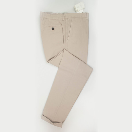 Cotton Casual Pants // Sand (44)