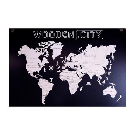World Map XXL