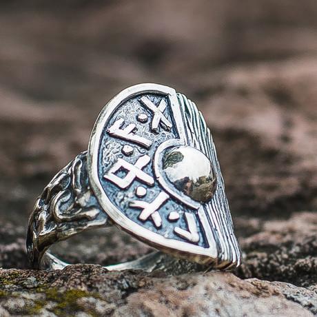 Vikings Collection // Viking Shield Ring (7)