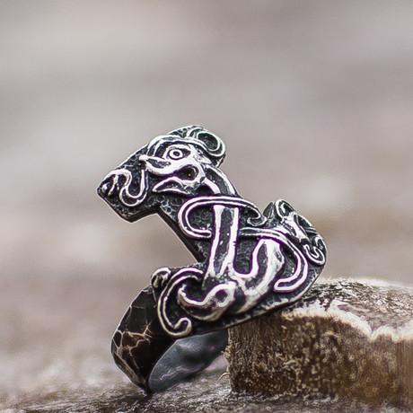 Vikings Collection // Mjolnir Ring (6)