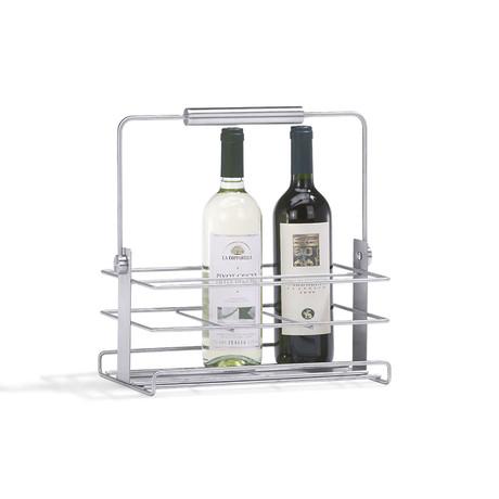 Allegria Wine Bottle Basket