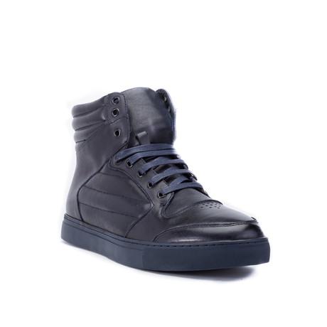Valdes Sneaker // Navy
