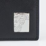 Bi-Fold Card Holder Wallet // Black