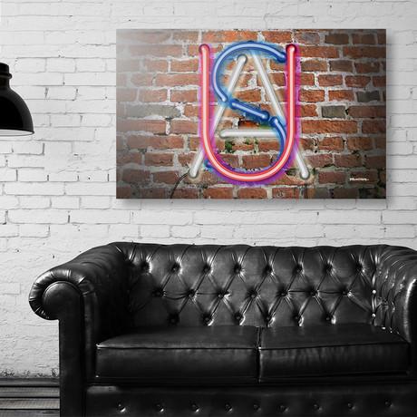 USA Neon Brick // Art Frankenberg