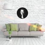 Metal Poster // Steve Jobs