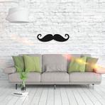 Metal Poster // Mustache
