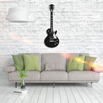 Metal Poster // Guitar