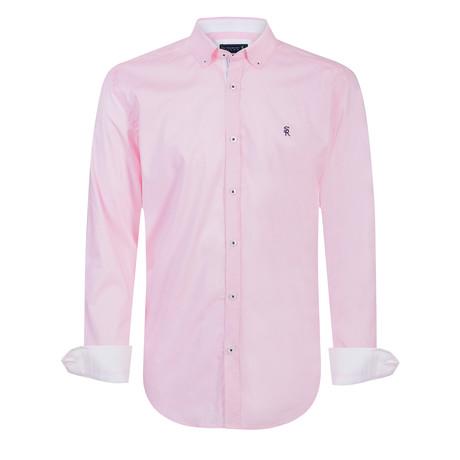 Scoop Shirt // Pink