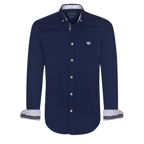 Bulge Shirt // Navy