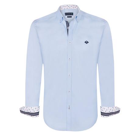Bulge Shirt // Light Blue