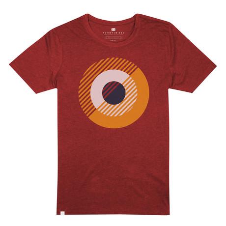 Bauahaus T-Shirt // Heritage Red (XS)
