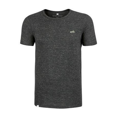 Biker T-Shirt // Heather Gray (XS)