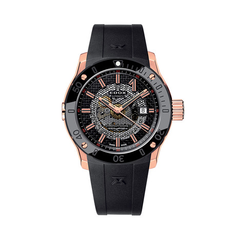 Edox CO-1 Automatic // 80099 37R NIR