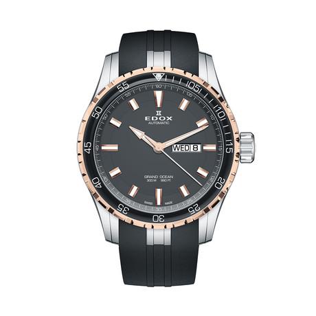 Edox Grand Ocean Automatic // 88002 357RCA NIR