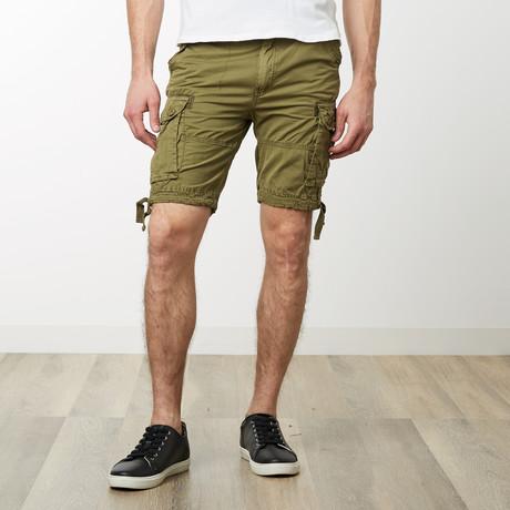 Crayton Shorts // Stone