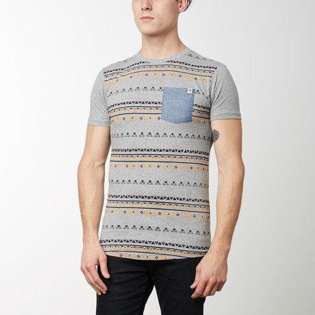 Dorset T-Shirt // Gray Melange