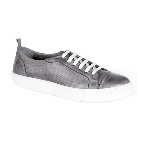 Nolan Shoe // Silver