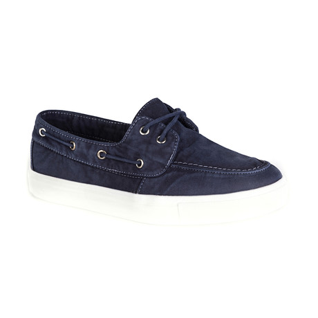 Knox Shoe // Navy