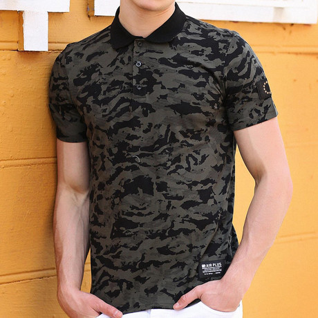 Michael Polo Shirt // Khaki