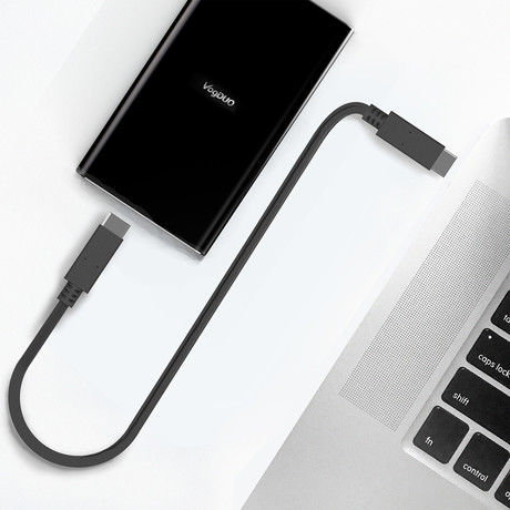 Cable Go // USB-C to USB-C Charger