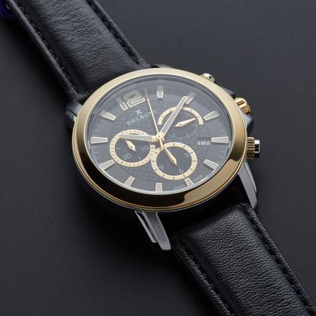 Delbana Lucerne Chronograph Quartz // 52602.472.6.034