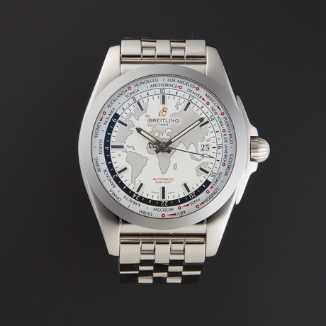 Breitling Galactic Automatic // WB3510 // Pre-Owned