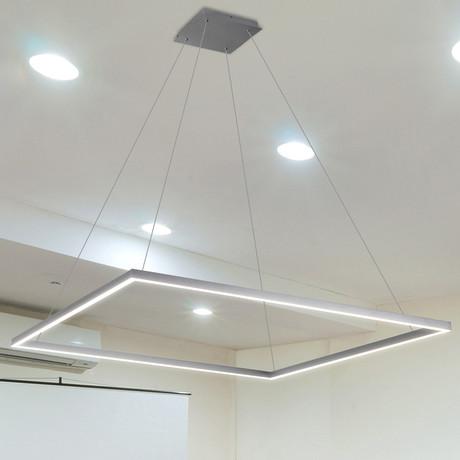 ATRIA Series // LED Chandelier // 39″