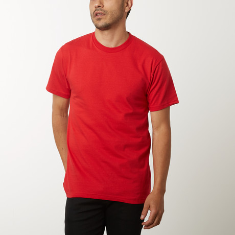 Blank T-Shirt // Red