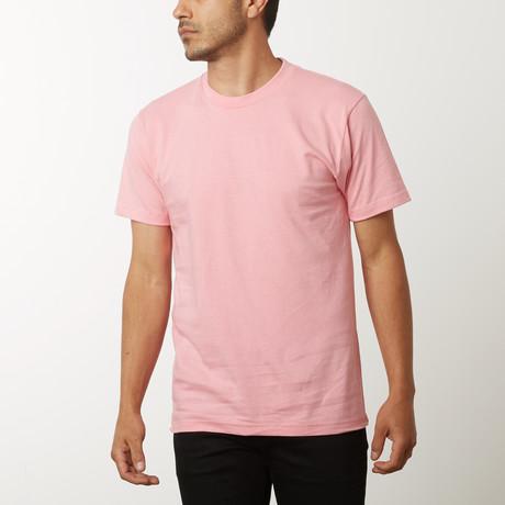 Blank T-Shirt // Pink