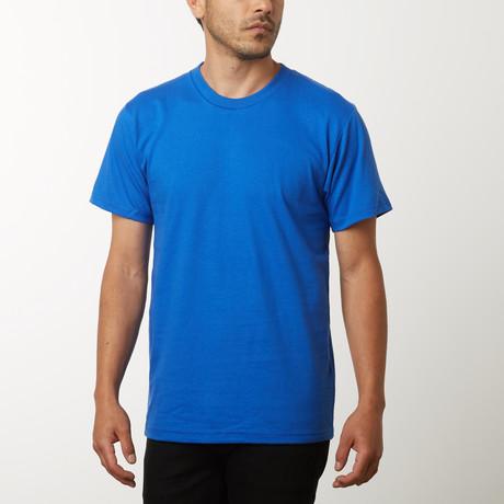 Blank T-Shirt // Royal