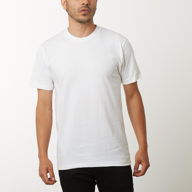 cebf223a3df Blank T-Shirt // White
