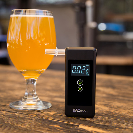 BACtrack // Trace Professional Breathalyzer