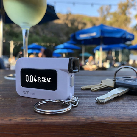 BACtrack // C6 Keychain Breathalyzer