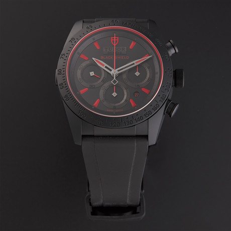 Tudor Fastrider Blackshield Automatic // 42000CR/RUBBER // Store Display