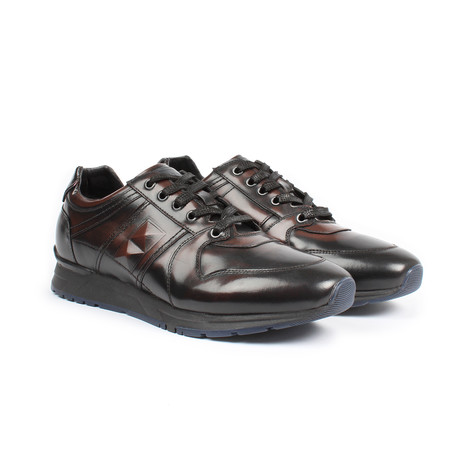 Dress Sneaker // Dark Brown