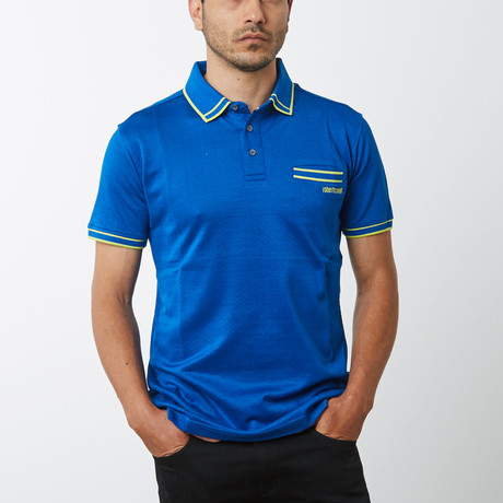 Jetaime Polo // Cornflower Blue (XS)
