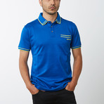 Jetaime Polo // Cornflower Blue (XS)