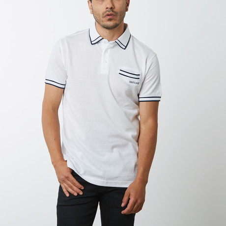 Danyon Polo // White (XS)