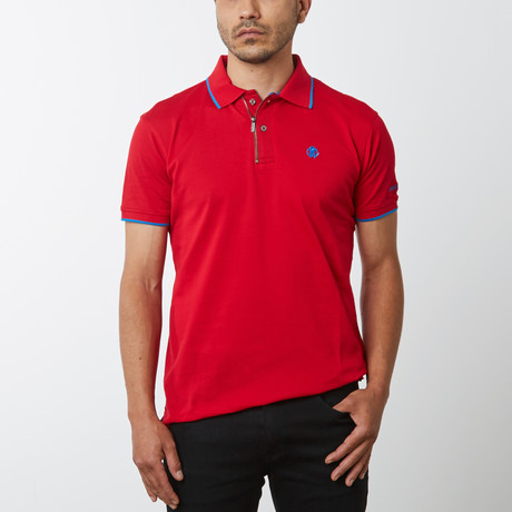 Gregorio Polo // Red (XS)