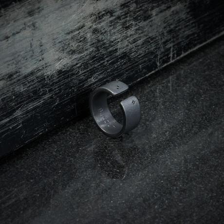 Gap Ring // Black
