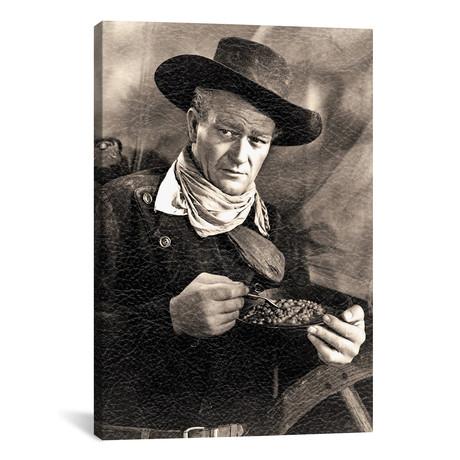 John Wayne In Red River // Globe Photos Inc. // Sepia