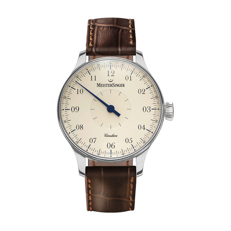 Meistersinger Circularis Manual Wind // CC103