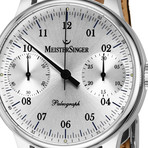 Meistersinger Paleograph Chronograph Automatic // ED-SC101 // New