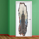 Empire Tower // Wall Sticker