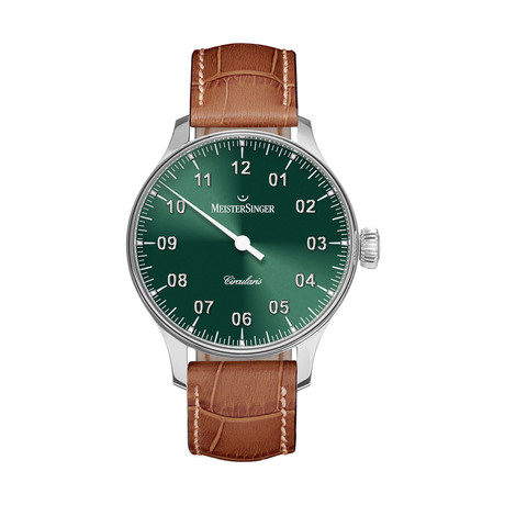 Meistersinger Circularis Manual Wind // CC309