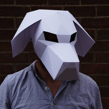 Humano Décor Mask // Hound